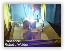 Panasonic Robotic Welder