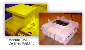Manual CWB Certified Welding